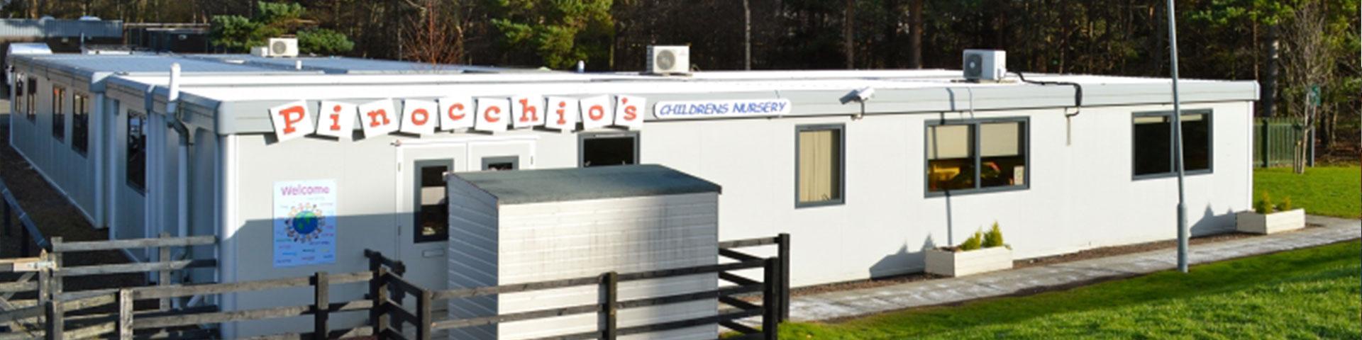 Heriot Watt Day Nursery, Edinburgh