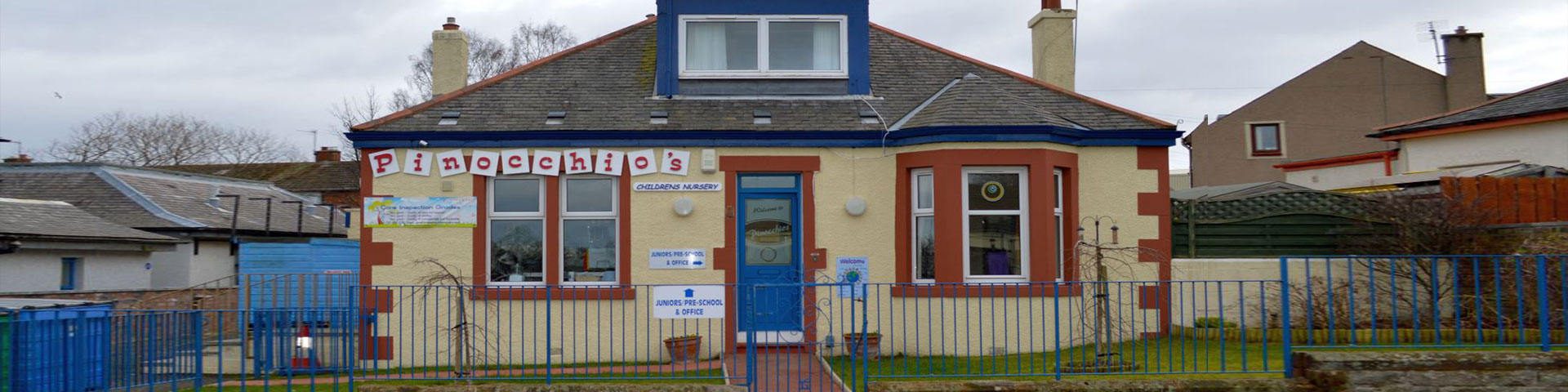 Gilmerton Day Nursery, Edinburgh